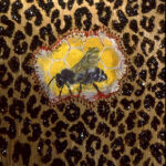 "Bee Mine 1996 (14"" x 10"")"