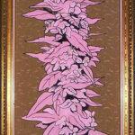 "Ice Cream Bud 2003 (36"" x 16"")"