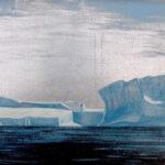 """Iceberg 2005 (12"""" x 27"""")"""