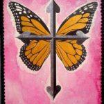 "Ally's Art 2012 (14"" x 9"")"