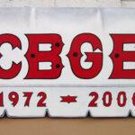 """CBGB (22"""" x 52"""")"""