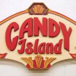 "Candy Island (26"" x 42"")"