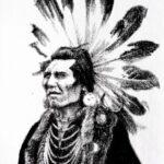"Chief Eagle 2011 (16"" x 12"")"