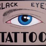 """Tattoo (22"""" x 30"""")"""