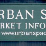 """Urban Space (14"""" x 36"""")"""