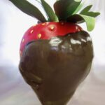 Whole Foods Chocolate Covered Strawberry