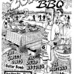Zombie Barbecue Poster 2007 (19'-x-14')