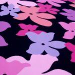 Hue Hosiery Flowers