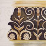 Metalwork detail sample