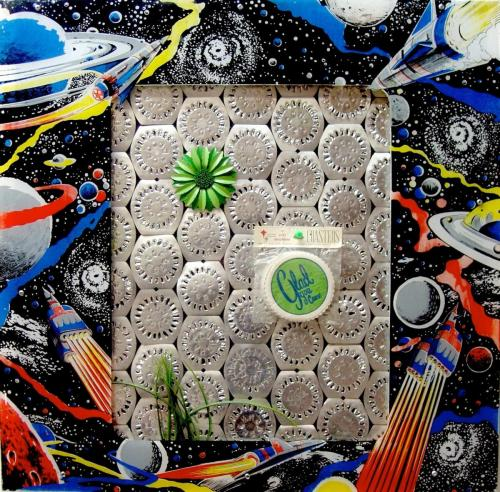 "Garden of Eden 2008 (24"" x 24"")"